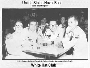 Subic Bay - White Hat Club